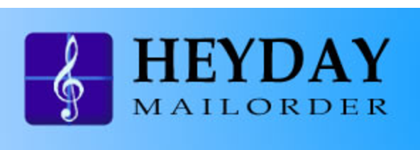 :: Heyday Mail Order :: - Where the Music Matters!